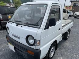 スズキ キャリイ 660 KU 3方開 4WD