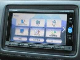 ナビゲーションはホンダ純正メモリーナビ VXM-164VFi が装着されております。AM、FM、CD、DVD再生、フルセグTV、Bluetoothがご使用いただけます。初めて訪れた場所でも道に迷わず安心ですね!