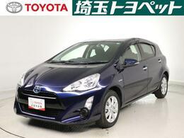 トヨタ アクア 1.5 S スタイルブラック メモリーナビ・Fセグ・Bカメラ・ワンオナ