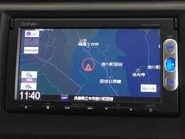 ホンダ純正「VXM-145VSi」装備しております。Bluetooth・DVD再生・ワンセグ対応です。