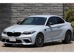 BMW M2コンペティション M DCTドライブロジック ツインターボ 410PS 専用19インチAW 黒革