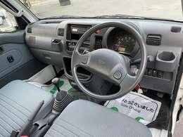 低走行で4WDの快適装備搭載のハイゼットトラックになります。
