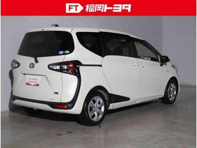 トヨタ認定中古車、評価4.5。走行距離10万キロ以内できれいな状態です。