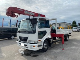 UDトラックス コンドル 4トン4段クレーン ロング ラジコン