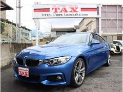 BMW 4シリーズグランクーペ の中古車 435i Mスポーツ 大阪府堺市北区 211.0万円
