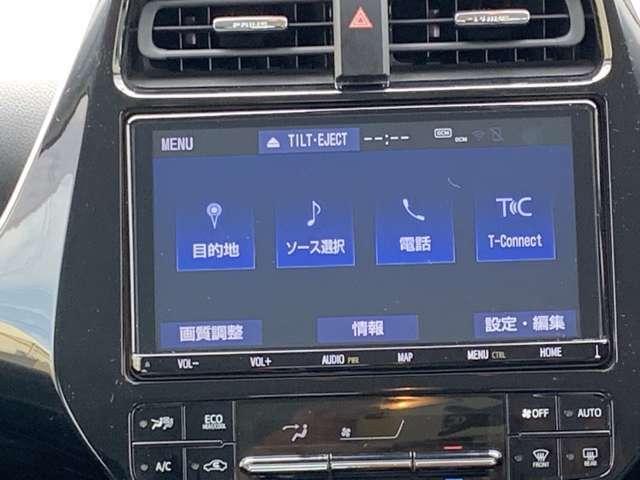 Bluetooth対応、地デジ対応のMOP9インチSDナビ付いております