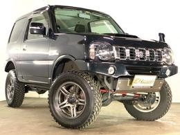 スズキ ジムニー 660 ランドベンチャー 4WD ENリフトアップカスタム 下廻り防錆加工