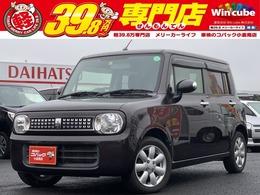スズキ アルトラパン 660 Xセレクション キーレス・シートヒーター付・禁煙車