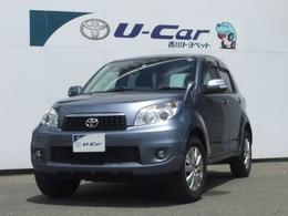 トヨタ ラッシュ 1.5 X 4WD ナビ・ETC付