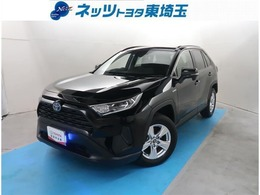 トヨタ RAV4 2.5 ハイブリッド X E-Four 4WD 元当社社用車 ETC Bluetooth ナビ
