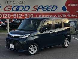 トヨタ タンク 1.0 カスタム G-T 純正地デジナビ 両側PWスライドドア