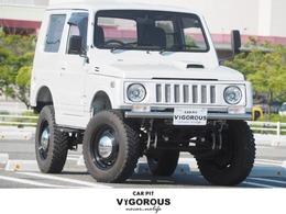 スズキ ジムニー 660 HC 4WD リフトアップ 16インチホイルTOYOM/Tタイヤ