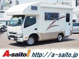 トヨタ カムロード バンテック/コルドリーブス/Dターボ /家庭用エアコン/キャンピング