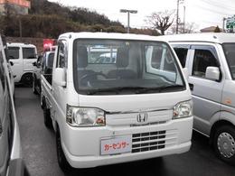ホンダ アクティトラック 660 タウン 4WD ワンオーナー CD 作業灯 ダブルエアバッグ