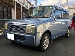 スズキ アルトラパン 660 X CD・キーレス・アルミ・車検R4年6月