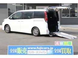 トヨタ エスクァイア 2.0 Xi ウェルキャブ スロープタイプ タイプI 車いす1脚仕様車 TSS ドラレコ ナビ 片側パワスラ
