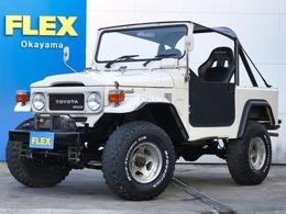トヨタ ランドクルーザー40 BJ42 BJ42 リフトUP ユーザー買取直販
