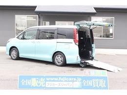 トヨタ エスクァイア 2.0 Xi ウェルキャブ スロープタイプ タイプI 車いす1脚仕様車 電動車いす固定装置 ドラレコ ナビ