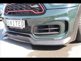 DuelL AG フロントバンパーが装備されおります!114,000円(税別)が車両価格に含まれております!