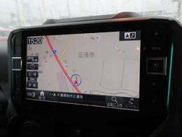 ●ALPINE製BIG-Xナビ/地デジ「人気のBIG-Xモデル付!!嬉しいナビ付き車両ですので、ドライブも安心です!」