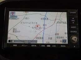HDDナビ+CD+ワンセグTV付きで~す!