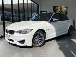 BMW M3セダン M DCT ドライブロジック ETC ヘッドアップディスプレイ クルコン