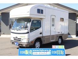 トヨタ カムロード 3.0DT マックレー デイブレイク ホリディ 発電機 ルーフエアコン FFヒーター
