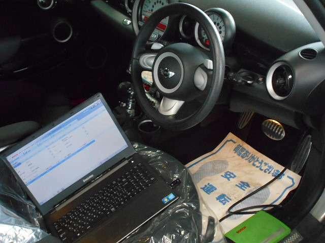 BOSCH車両診断機にてコンピューター診断テスト済です。