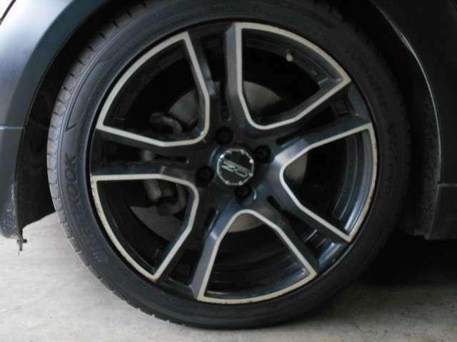 OZ17インチAW 新品タイヤ4本装着