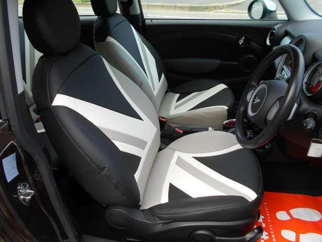 新品CABANA製シートカバー装着済