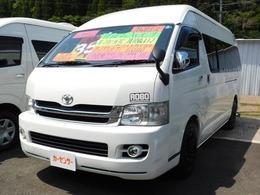 トヨタ ハイエースバン キャンピング トイファクトリー社製 ROBO