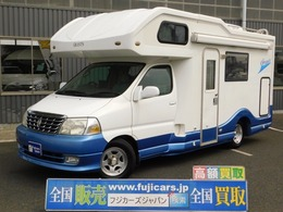 トヨタ グランドハイエース キャンピングカー ナッツRV グランツ5.8 プロトタイプ 回転シート