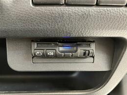 人気のビルトインタイプです!取り付け位置は見易さ!わかりやすい運転席右下にあります!