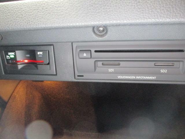 グローブBOX内にビルトインタイプETC(DSRC)、DVDCDプレーヤー、SDスロットを装備!!