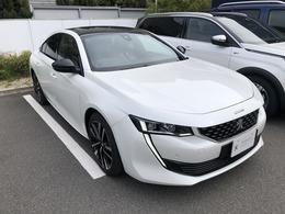 プジョー 508 GT ブルーHDi ディーゼルターボ フルパッケージ 純正ナビ&ETC車載器付