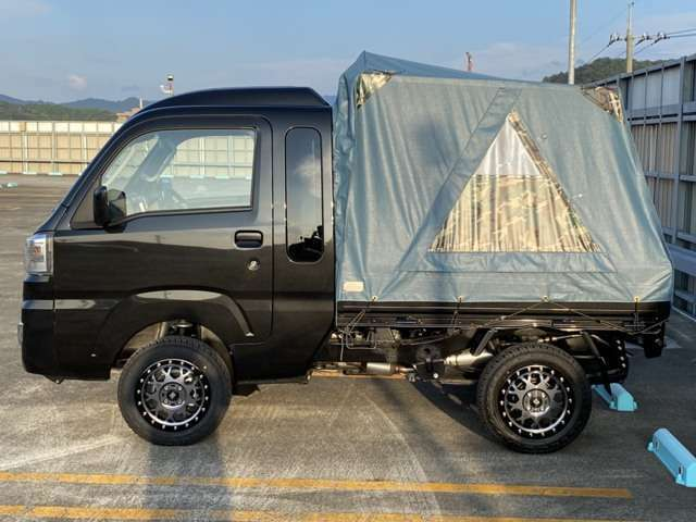 4WD☆シルクロードリフトアップキット新品装着☆車検対応です♪