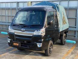 ダイハツ ハイゼットトラック 660 ジャンボ SAIIIt 3方開 4WD Bug-truck Camper Pro. テントキット