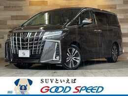 トヨタ アルファード 2.5 S Cパッケージ 新車未登録 サンルーフ デジタルミラー