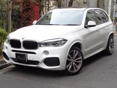 BMW X5 の中古車 xドライブ 35d Mスポーツ 4WD 東京都世田谷区 429.0万円