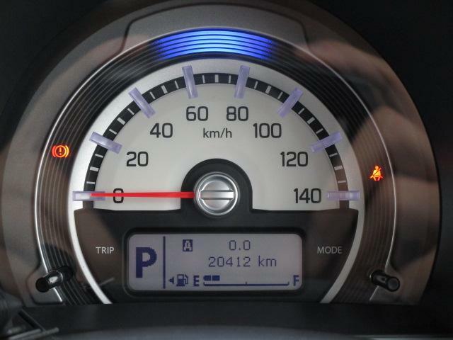 視認性に優れたメーターパネルがあなたの運転をサポート致します。