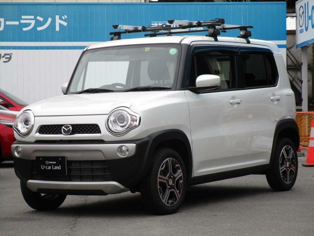走りにもこだわりたいお客様におススメなターボ搭載の4WDモデルになります!人気のパールホワイトになります!