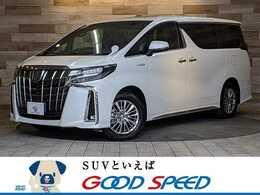 トヨタ アルファード ハイブリッド 2.5 S タイプゴールド 4WD 新車未登録 サンルーフ 両側電動 LED