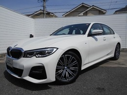 BMW 3シリーズ 320d xドライブ Mスポーツ ディーゼルターボ 4WD 18AWパーキングアシスト+禁煙1オナ認定車