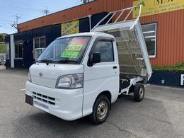 ダイハツ ハイゼットトラック 660 エアコン・パワステスペシャル 3方開 4WD 電動ダンプ
