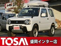 スズキ ジムニー 660 XG 4WD ターボ リフトアップ 5速マニュアル