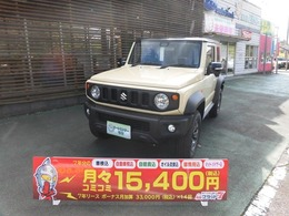 スズキ ジムニーシエラ 1.5 JC 4WD 登録済み未使用車・セーフティサポート付