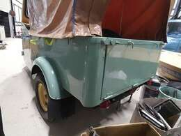 昭和41年 ミゼット バーハンドルのレストア済車両です。 エンジンも1発始動で状態も良く、即納車可能。 原動機:ZD 型式:DAS