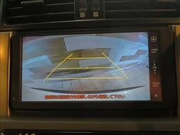 バックカメラ【フルカラーバックモニター】搭載しています。リアの映像がカラーで映し出されますので日々の駐車も安心安全です。