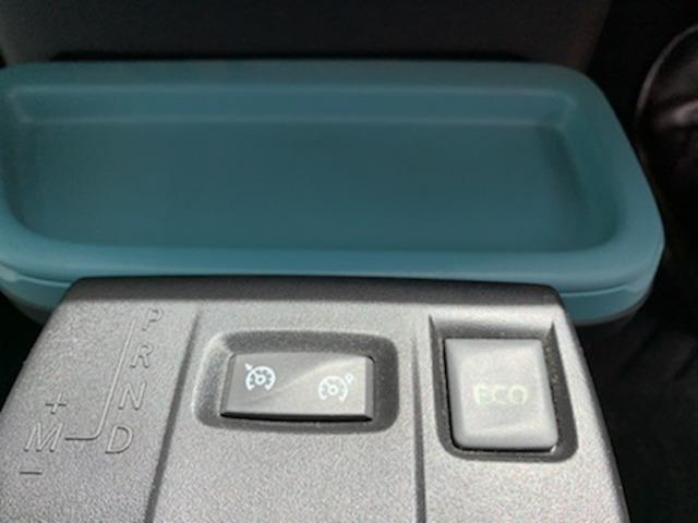 ECOモードやクルーズコントロール、スピードリミッターを装備し、あらゆる走行シーンに対応。