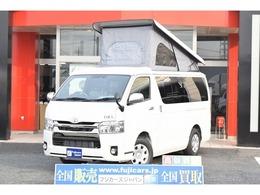 トヨタ ハイエースバン . FOCS エスパシオ+UP 新車 8ナンバー